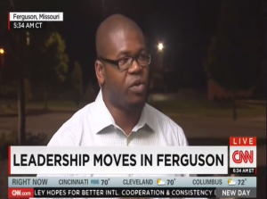 Jason Johnson CNN Ferguson