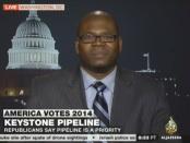 Jason Johnson Al Jazeera America Keystone Pipeline