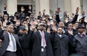 Capitol Hill Protest Black Lives Matter