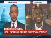 Al Sharpton Jason Johnson DHS Shutdown