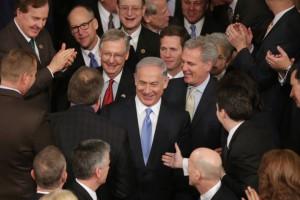Benjamin Netanyahu Congress Speech