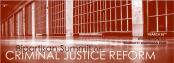 Bipartisan Summit on Criminal Justice Reform
