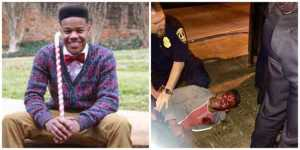 Martese Johnson