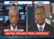 Al Sharpton Ferguson Police Chief