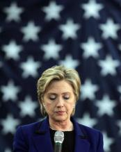 Hillary Clinton January 7 2008
