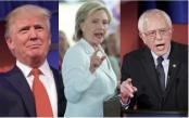 Trump-Clinton-Sanders