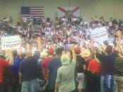 Donald Trump Salute Nazi Fascist