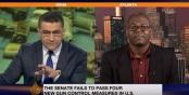 Al Jazeera English gun control
