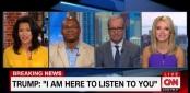 CNN Trump At Church