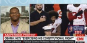 CNN Obama Kaepernick
