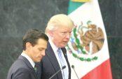 Donald Trump Enrique Pena Nieto
