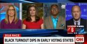 CNN Black Voter Turnout