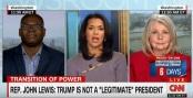 CNN John Lewis Donald Trump